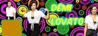And she is Demi Lovato